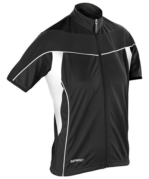 ladies softshell cycling jacket