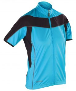 ladies softshell cycling jacket