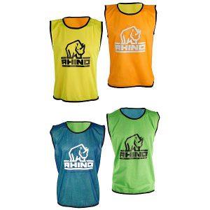 rhino reversible training vests