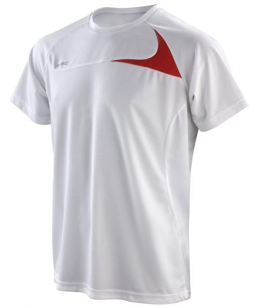 spiro dash white red