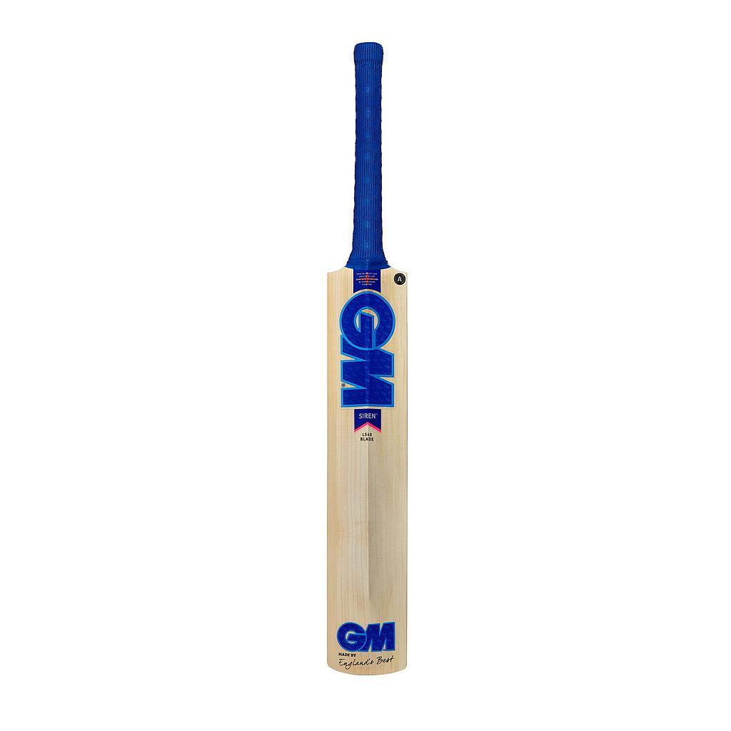 gm siren 606 english cricket bat
