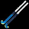 kookaburra azure lbow 1.0 hockey stick