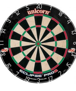 unicorn eclipse pro2 bristle dartboard-pdc endorsed