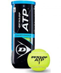 Dunlop ATP Championship Tennis Balls