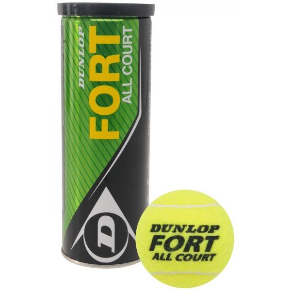 Dunlop Fort All Court Tennis Balls