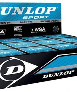 Dunlop Intro Squash Balls (1 Ball Box of 12)