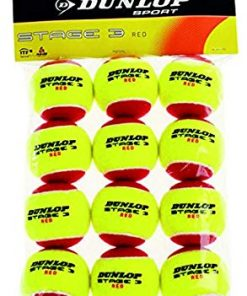 Dunlop Mini Tennis Balls Red