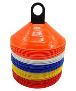 Essential Saucer Cones Set of 50