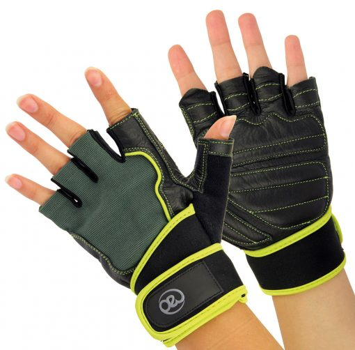 Fitness Mad Mens Weight Training Gloves