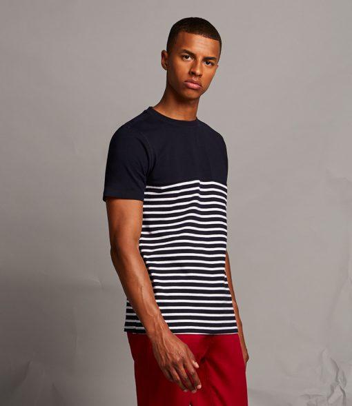 Front Row Breton Striped T-Shirt