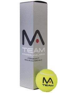 MANTIS Team Tennis Balls (Tube of 4)