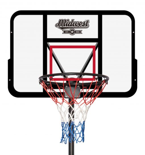 Midwest Pro Basketball Stand (8ft, 9ft,10ft)