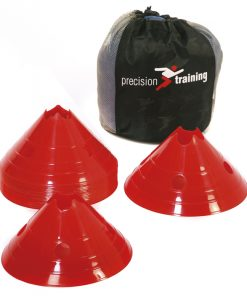 Precision Giant Saucer Cone Set of 20