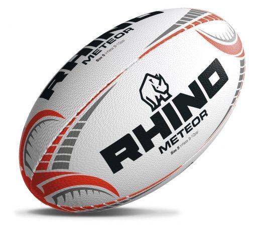 Rhino Meteor Match Rugby Ball