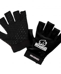 Rhino Pro Half Finger Mitts Adult