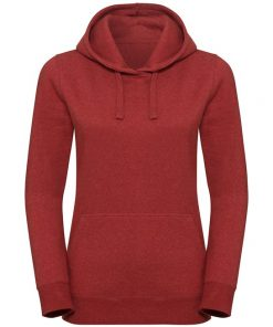 Russell Ladies Authentic Melange Hoodie