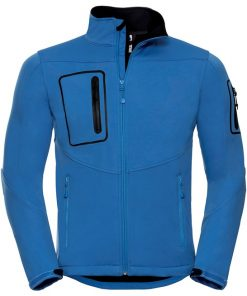 Russell Sports Shell 5000 Jacket azure