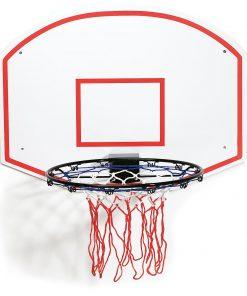 Slam Dunk Plain Basketball Ring & Backboard