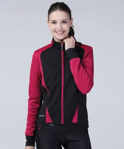 Spiro Ladies Freedom Soft Shell Jacket