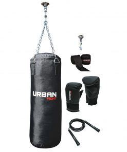 Urban Fight Punch Bag Kit