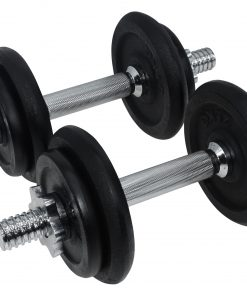 Urban Fitness 20Kg Dumbbell Set