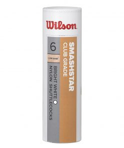 Wilson Smashstar Shuttle (Tube of 6)