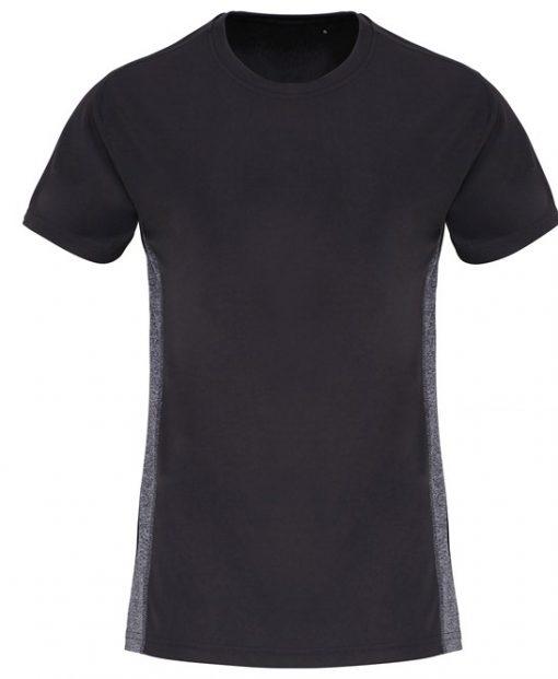 Women's TriDri® Contrast Panel Performance T-shirt