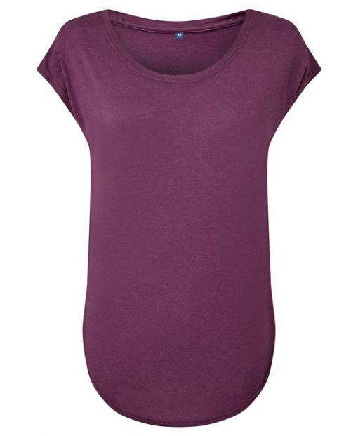 Women's TriDri® Yoga Cap Sleeve Top
