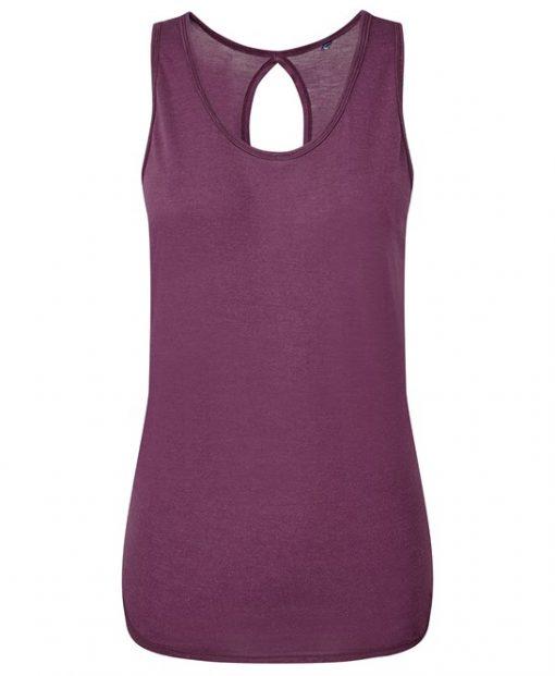 Women's TriDri® Tie-back Vest