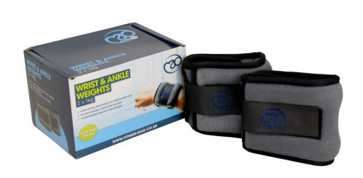 Yoga-Mad Wrist & Ankle Weights (Set of 2)
