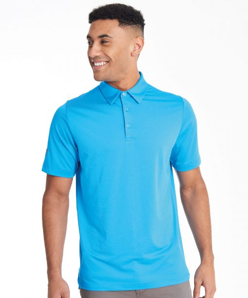 Callaway Swing Tech Solid Polo