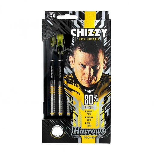 Harrows Chizzy 80% Tungsten Darts
