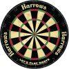 Harrows Lets Play Darts Bristle Board Game