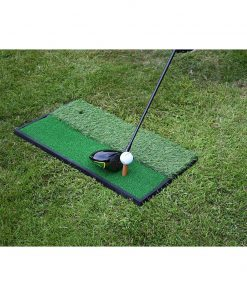 Precision Launch Pad 2 in 1 Golf Practise Mat
