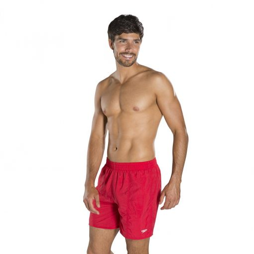 Speedo Mens Solid Leisure Shorts