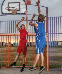 Spiro Basketball quick-dry top