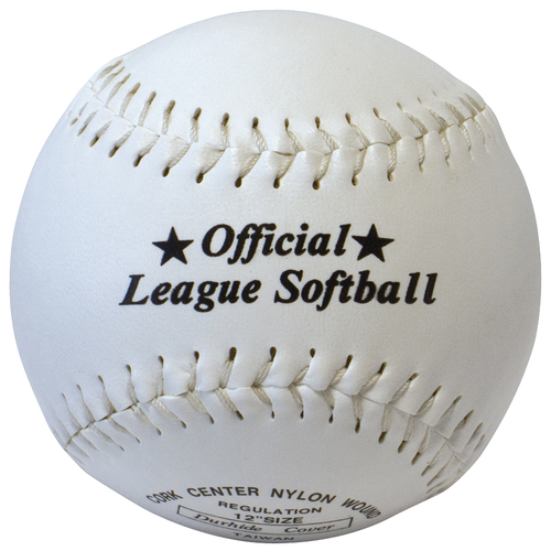Synthetic Softball 12""