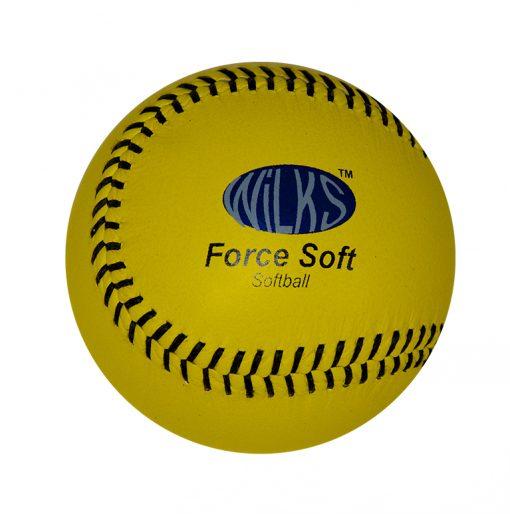 Wilks Force Soft Softball Ball