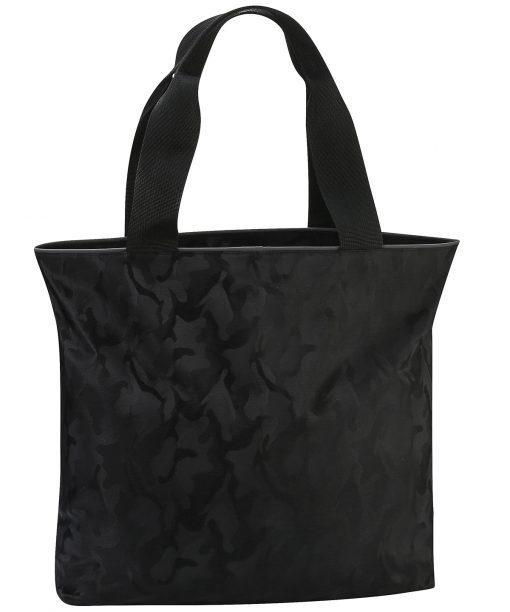 TriDri camo shoulder-tote bag