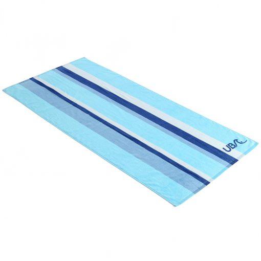 UB Blue Stripe Cotton Towel