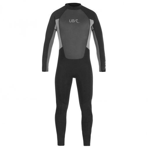 UB Mens Blacktip Mono Long Wetsuit
